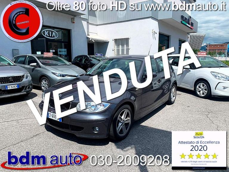 BMW 118 d cat 122cv 5 porte Eletta