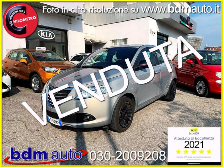 Lancia Ypsilon 1.2 69 CV 5 porte GPL Ecochic Elefantino Rosa